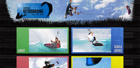 Web Design Warrnambool - South West Kiteboarding