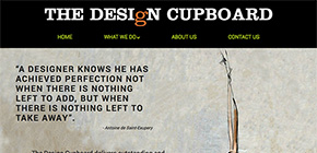 Web Design Warrnambool - The Design Cupboard
