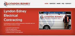 Web Design Warrnambool - Edney Electrical